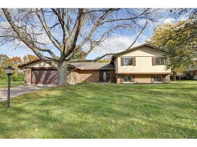 Centerville Single Family Home For Sale: 411 Island Lake Court