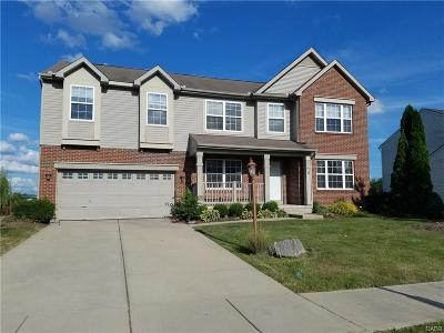 Huber Heights Single Family Home Active/Pending: 6354 Heritage Park Boulevard