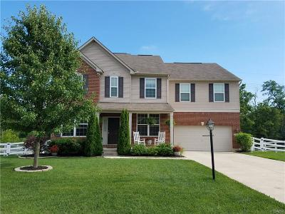 Miamisburg Single Family Home For Sale: 1282 Sierra Ridge Drive