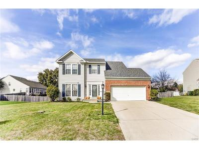 Miamisburg Single Family Home For Sale: 1313 Terrington Way