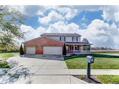 Troy Single Family Home For Sale: 2690 New Castle Drive