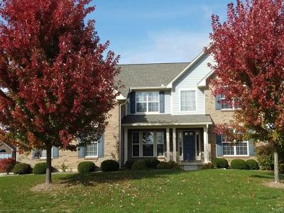 Bellbrook Single Family Home For Sale: 3176 Bugle Bluff Drive