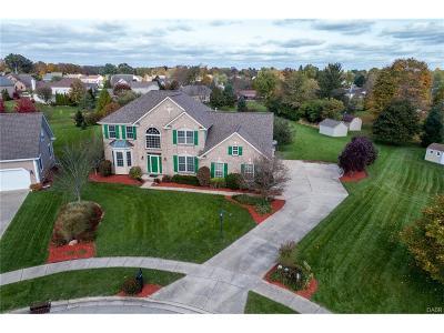 Beavercreek Single Family Home For Sale: 3740 Silver Leaf Court