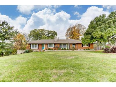 Dayton Single Family Home For Sale: 5681 Little Sugar Creek Road