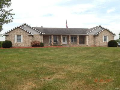 Dayton Single Family Home For Sale: 3673 Infirmary Road