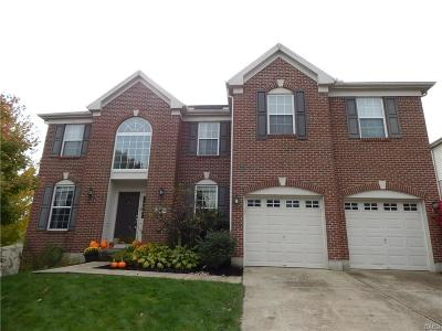 Bellbrook Single Family Home For Sale: 3835 Sudbury Court