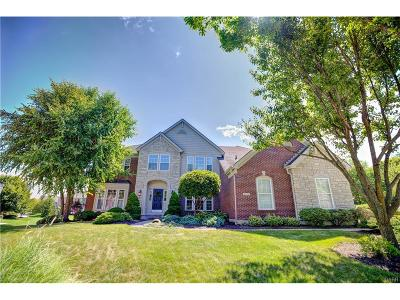 Centerville Single Family Home For Sale: 1724 Heritage Lake Drive