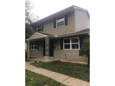 Xenia Single Family Home For Sale: 448 Monroe Drive
