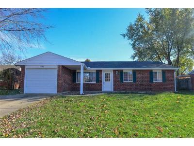 Xenia Single Family Home For Sale: 1161 Massachusetts