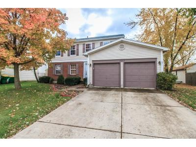 Miamisburg Single Family Home For Sale: 2462 Bradshire Road