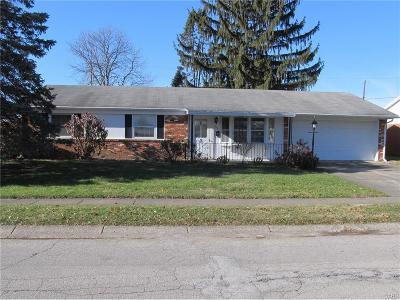 New Carlisle Single Family Home For Sale: 303 Henry Street