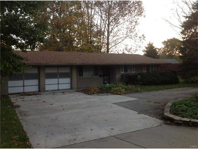 Bellbrook Single Family Home For Sale: 4221 Franklin Street