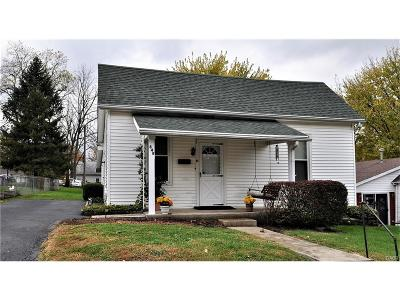 Xenia Single Family Home For Sale: 648 Kennedy Street