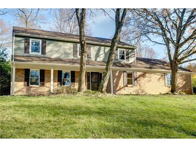 Centerville Single Family Home Active/Pending: 1408 Streamside Drive
