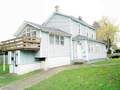 Fairborn Multi Family Home For Sale: 209 Xenia Drive