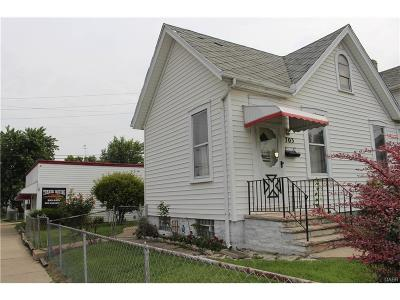 Dayton Single Family Home For Sale: 300 Hawker Street