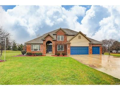 Clayton Single Family Home Active/Pending: 8630 Blue Teal Drive