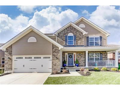 Bellbrook Single Family Home Active/Pending: 1627 Weeping Willow Court