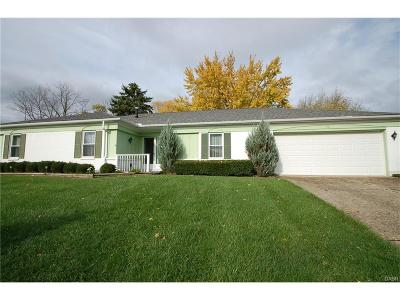 Centerville Single Family Home Active/Pending: 511 Chipplegate Drive