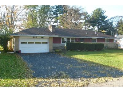 Enon Single Family Home Active/Pending: 235 Green Valley Drive