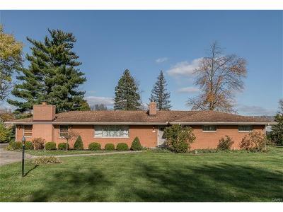 Beavercreek OH Single Family Home Active/Pending: $99,000