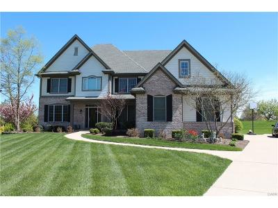 Dayton Single Family Home For Sale: 308 Grassy Creek Way