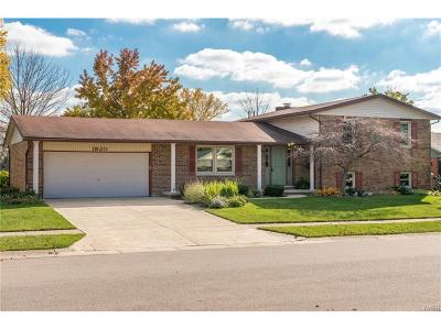 Miamisburg Single Family Home For Sale: 1920 Cudgel Drive