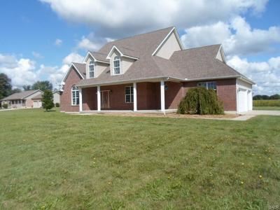 Brookville Single Family Home Active/Pending: 7389 Sweet Potato Ridge Road