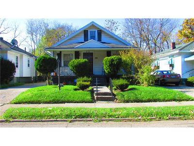 Dayton Single Family Home For Sale: 1029 Walton Avenue