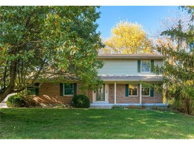 Xenia Single Family Home Active/Pending: 3375 Cemetery Road
