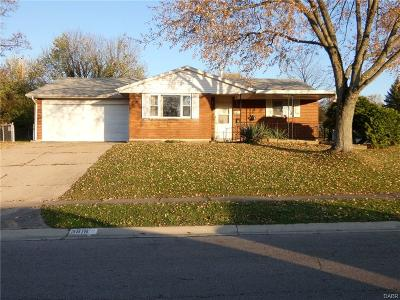 Enon Single Family Home Active/Pending: 3816 Raymond Drive