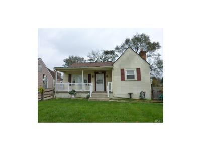 Fairborn Single Family Home For Sale: 1946 Zimmerman Road