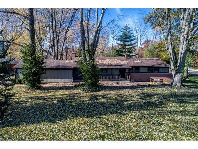 Centerville Single Family Home For Sale: 11101 Pennfield Road