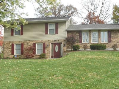 Dayton Single Family Home For Sale: 4604 Silver Oak Street