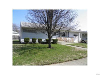 Fairborn Single Family Home Active/Pending: 157 Pat Lane