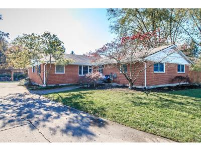 Dayton Single Family Home Active/Pending: 6506 Hollins Way