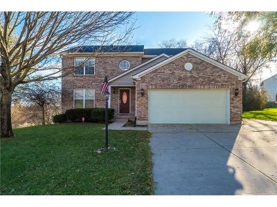 Huber Heights Single Family Home Active/Pending: 4704 Millridge Road
