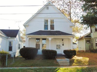 Xenia Single Family Home For Sale: 137 Fayette Street