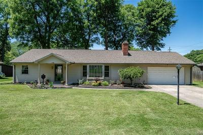 Kettering Single Family Home For Sale: 3017 Allendale Drive