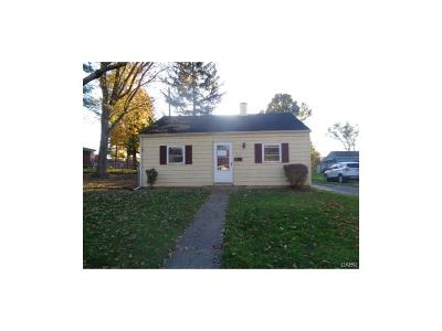 Miamisburg Single Family Home For Sale: 1132 Pearl Street