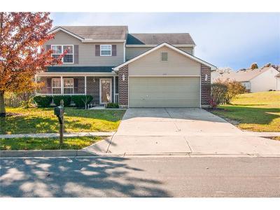 Fairborn Single Family Home For Sale: 496 Thompson Drive