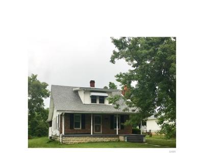Miamisburg Single Family Home For Sale: 1755 Central Avenue