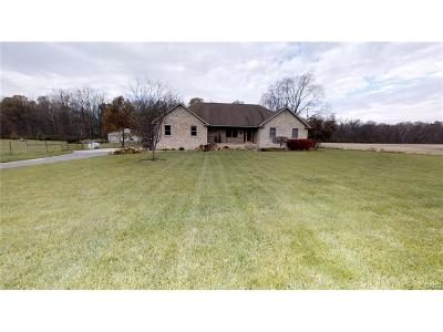 Springfield Single Family Home Active/Pending: 2999 Myers Road