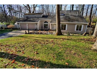 Dayton Single Family Home For Sale: 4559 Bath Road