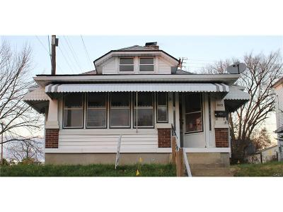 Dayton Single Family Home For Sale: 1615 Suman Avenue