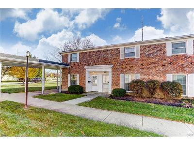 Centerville Condo/Townhouse For Sale: 843 Clareridge Lane