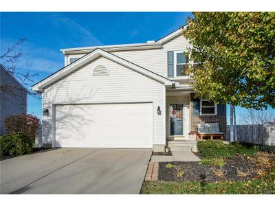 Xenia Single Family Home For Sale: 1209 Glen Kegley Drive