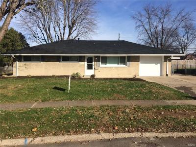 Dayton Single Family Home For Sale: 2089 Norway Drive