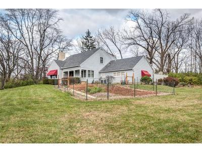 Vandalia Single Family Home For Sale: 1991 Old Falls Trail