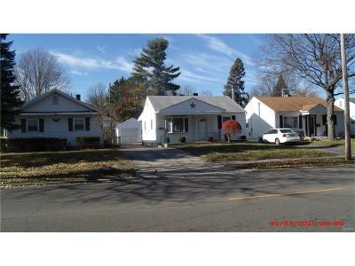 Dayton Single Family Home For Sale: 345 Shroyer Road